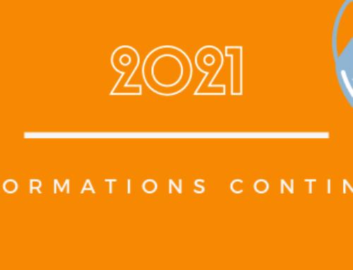 Les formations de 2021