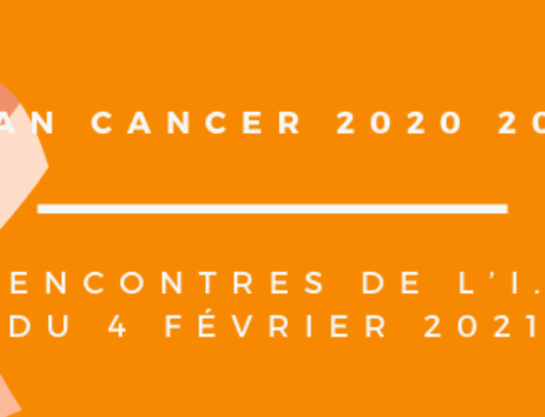 PLAN CANCER 2020 2030
