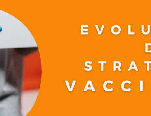 EVOLUTION DE LA STRATEGIE VACCINALE À PARTIR